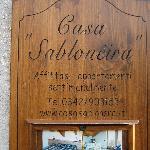 casa vacanze sablonera Foto