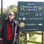 Rosslyn Chapel. A MUST see! Wear warm clothng though, because it is very COLD!