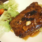 Baby Back Ribs (Half Slab) S$18.90