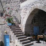 A corner of the pension