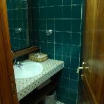 Salle de bain, plutot cozy
