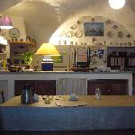La Cordiere Kitchen