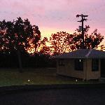 Sunrise at KMC