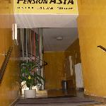 Pension Asta Foyer