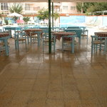 Pool & Bar area ( Avsar Hotel)