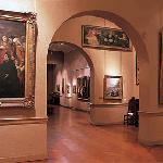Interior museo Goya