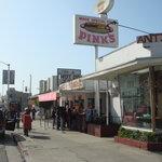 Фотография Pink's Hot Dogs