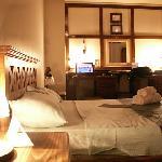 La Pampeanita bedroom