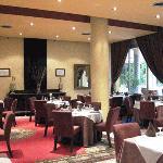 El restaurante, lo mejor sin lugar a dudas