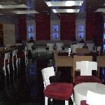 Le bar intérieur