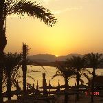 tramonto a sharm