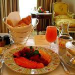 ~ 朝食の至福 ~