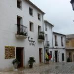 The village of Guadalest