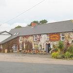 The Thelbridge Cross Inn, October 2008