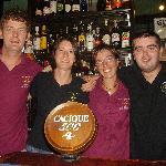 claddagh bar staff