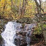 Crabtree Falls - at base of falls