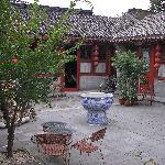 Autumn Garden Courtyard Hotel Foto
