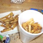 Large Fries already have been under siege at Five Guys in Lynchburg
