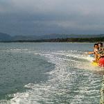 Banana Boating in Pulau Umang Area