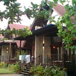 Pulau Umang Sunrise Lodges