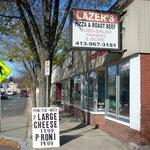 Lazer's Pizza & Roast Beef