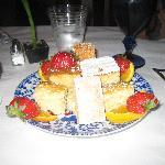Light Tea - sweets!