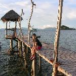 Cool pier