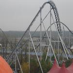 Biggest coaster!