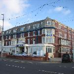 Elgin Hotel Blackpool Photo