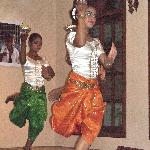 Apsara dance in Soria Moria