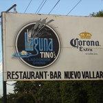 La Laguna Sign