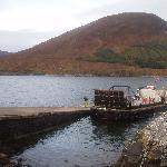 Car Ferry from Glenelg to Skye