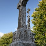 Ireland: co. Westmeath - St Munna's Church - churchyard