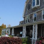 The Inn and expansive front porch