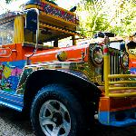 resort jeepney