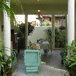 Hotel grounds 2