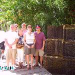 Great friends we met at Manatus