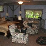 Our very spacious room-Hawthorn