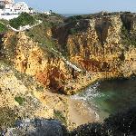 Paraiso beach, Carvoeiro