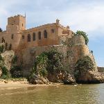 Ferragudo castle