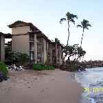 Nohonani oceanfront condos