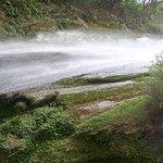 tiger falls near chakrata india's 2nd highest