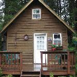 Our Cabin in Seward