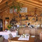 Alte Farm - Breakfast room