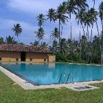 Spa & Main Pool