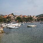 Cavtat harbour front