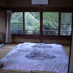 Our sleeping room