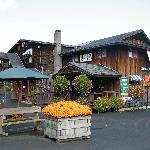 Fly Creek Cider Mill gift shop