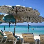 sunny day at Surin beach
