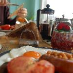 yummy breakfast :D